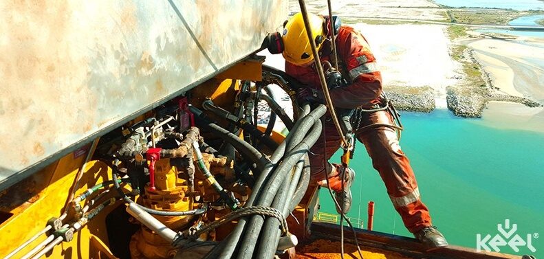 Hose Management Project In South Africa Keel Solution