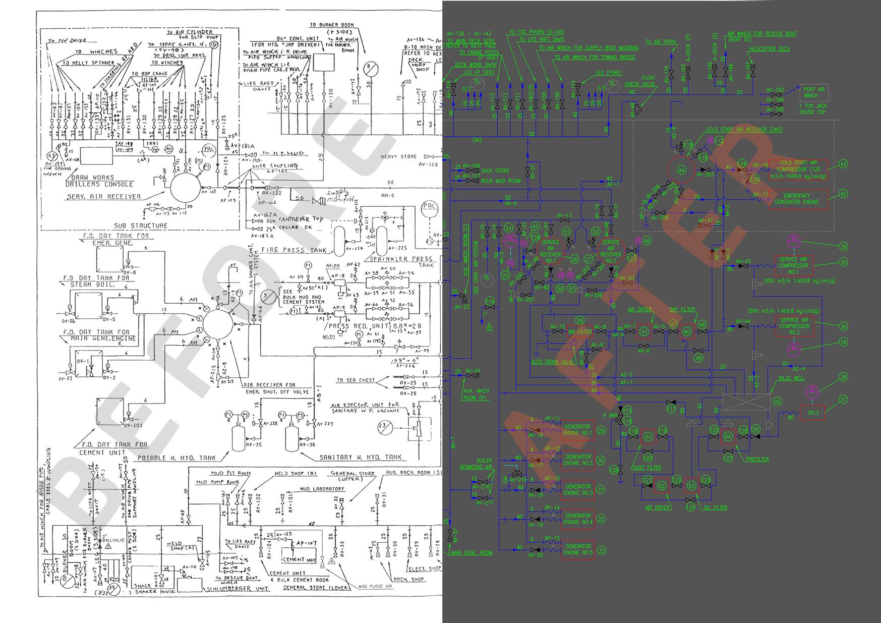 CAD 2d modeling