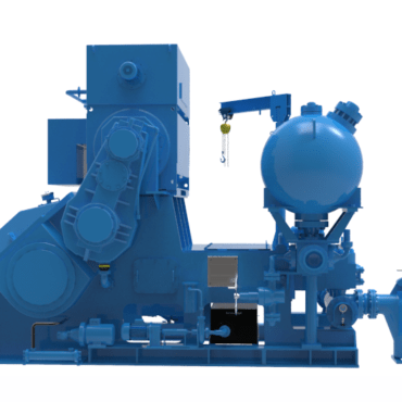3D Keel - Mud Pump