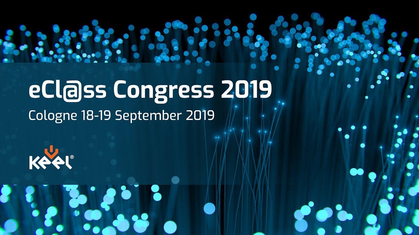 ecl@ss congress 2019 Keel